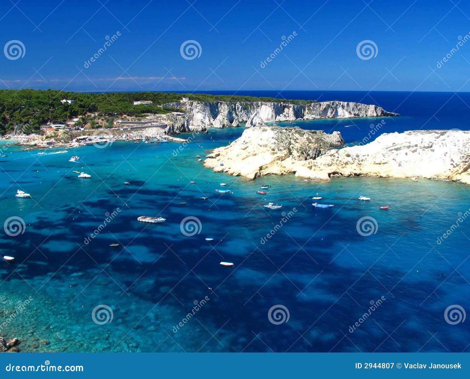 Tremiti островов