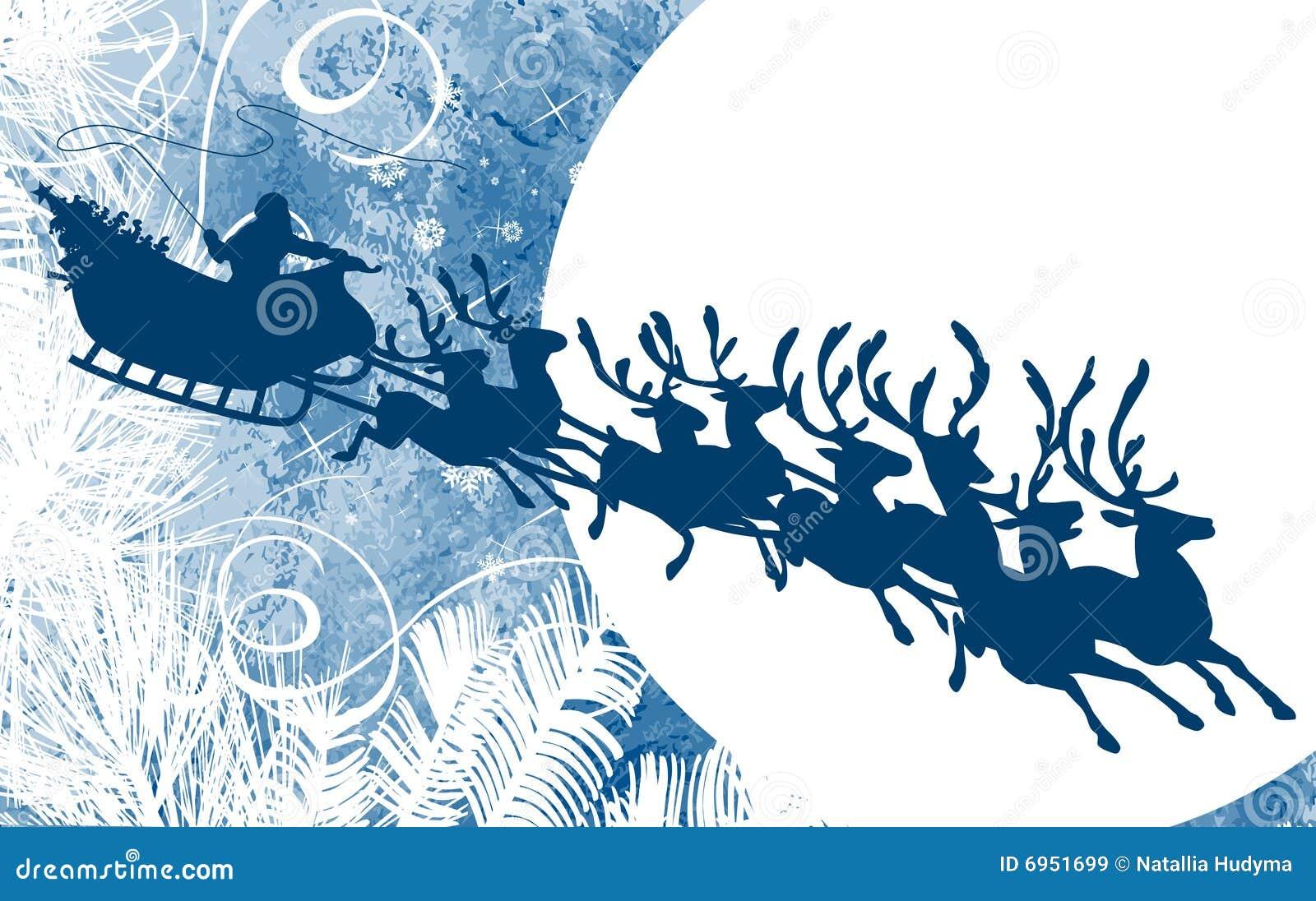 Trenó de Santa