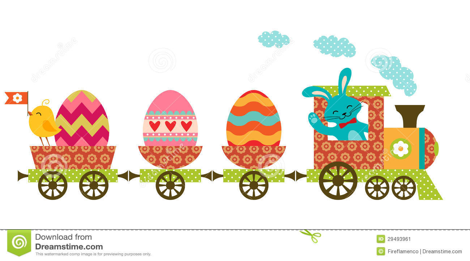 Tren de Pascua