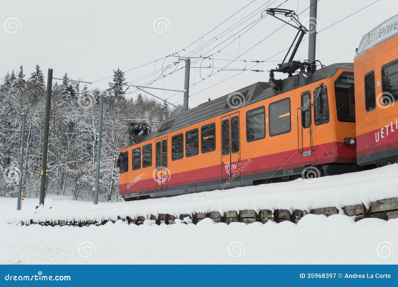 Tren de Uetliberg
