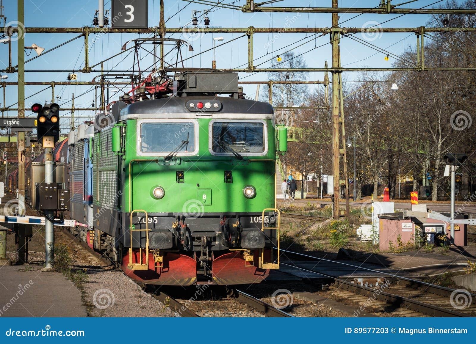 Tren del cargo