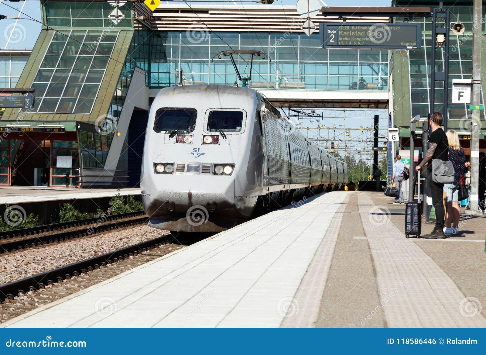 Tren expreso