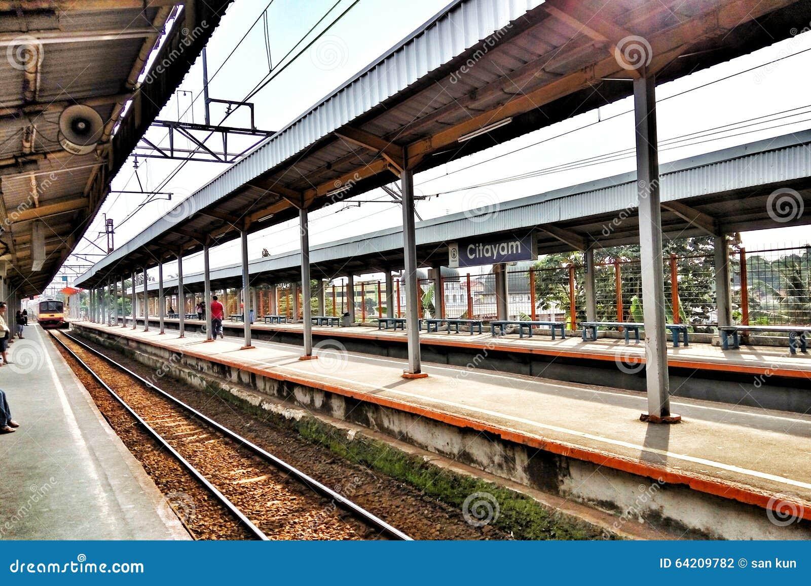 Tren que espera