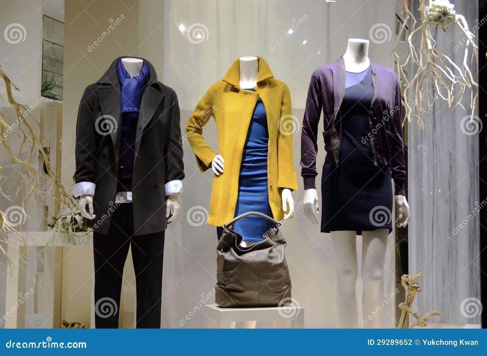 Trendy Kleding.Trendy Comfortabele Kleding Stock Foto Afbeelding Bestaande Uit
