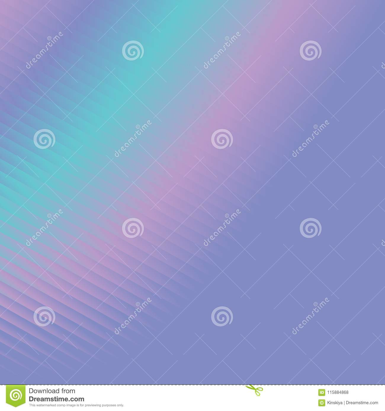 Trendy holographic neon rainbow background with copypast place.