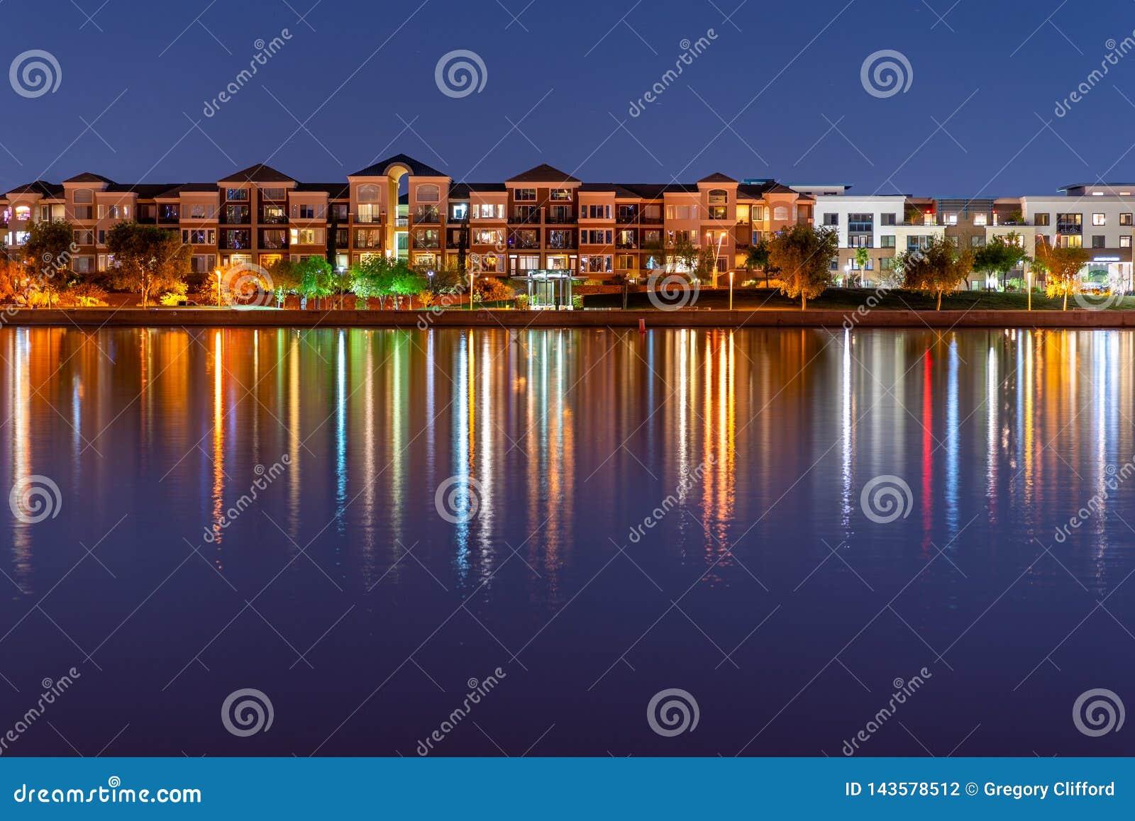 Trendy Lakefront Condos