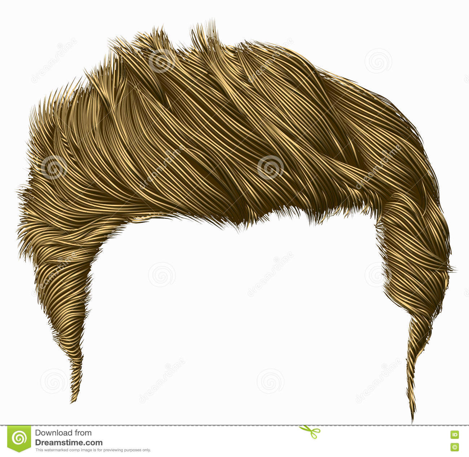 Hair Style Template: Trendy Stylish Man Hairs Fringe . High Hair Styling