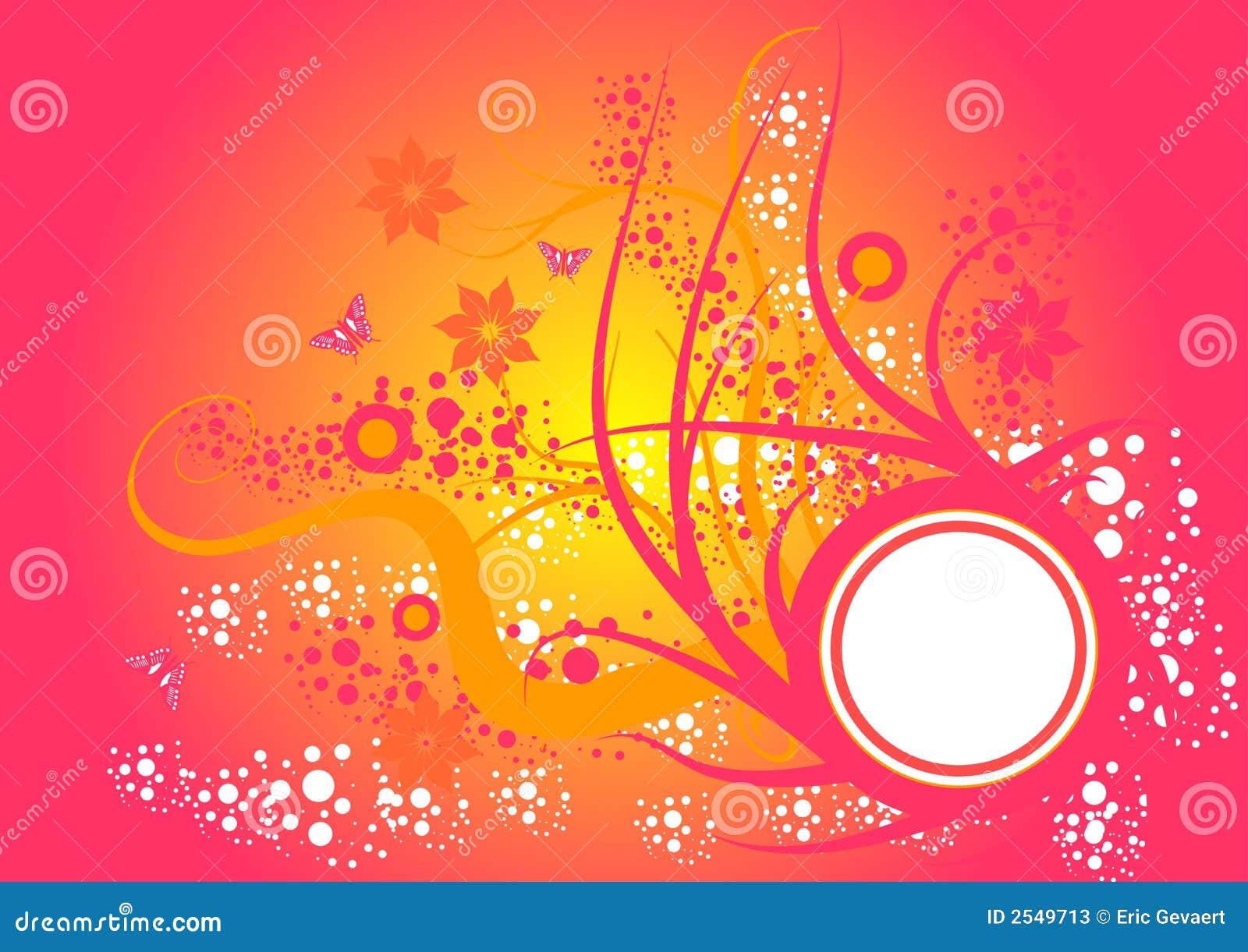 Trendy Vector Floral Design Stock Vector Image 2549713