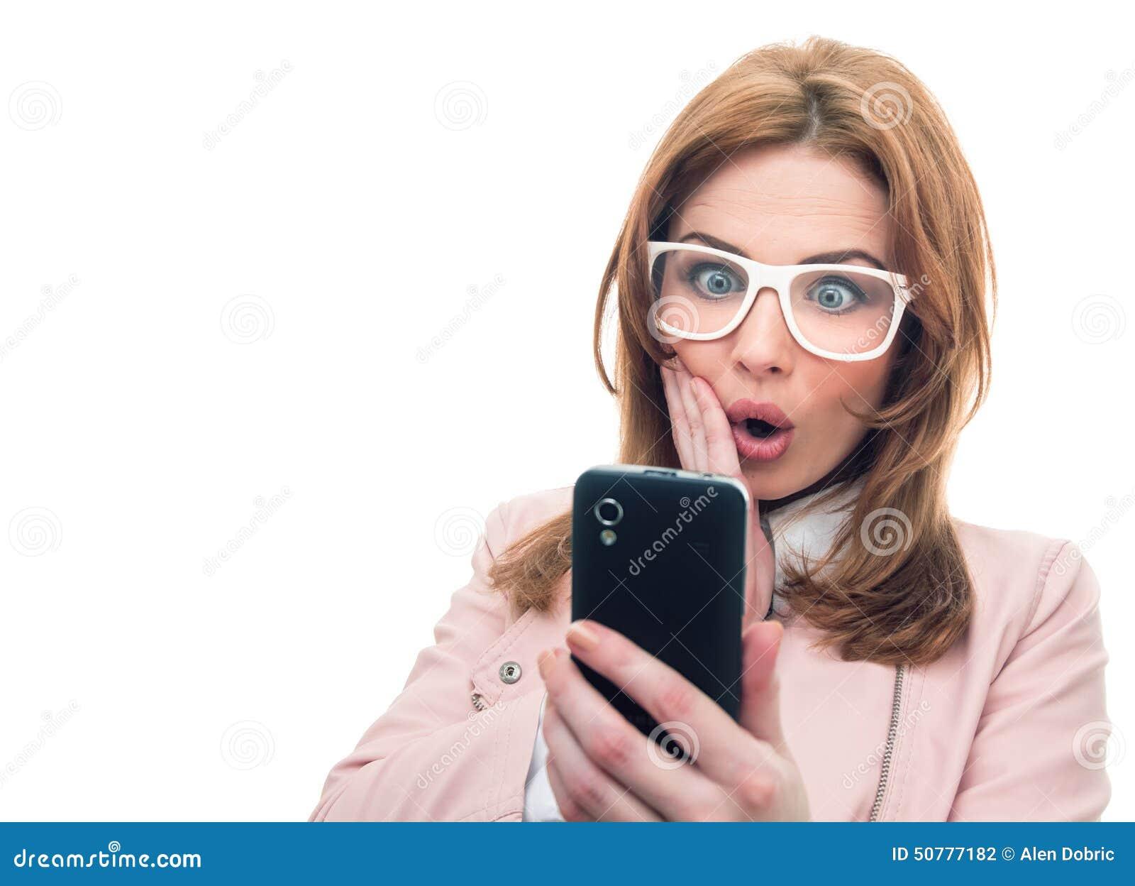 naked white girls cell phone