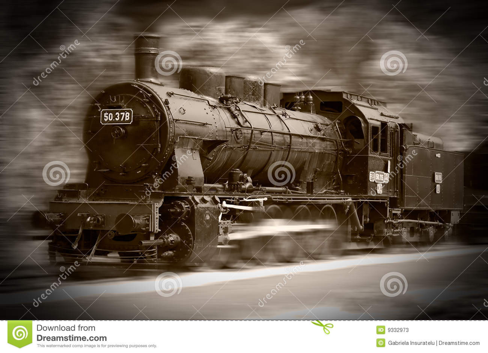 Trenes del vapor
