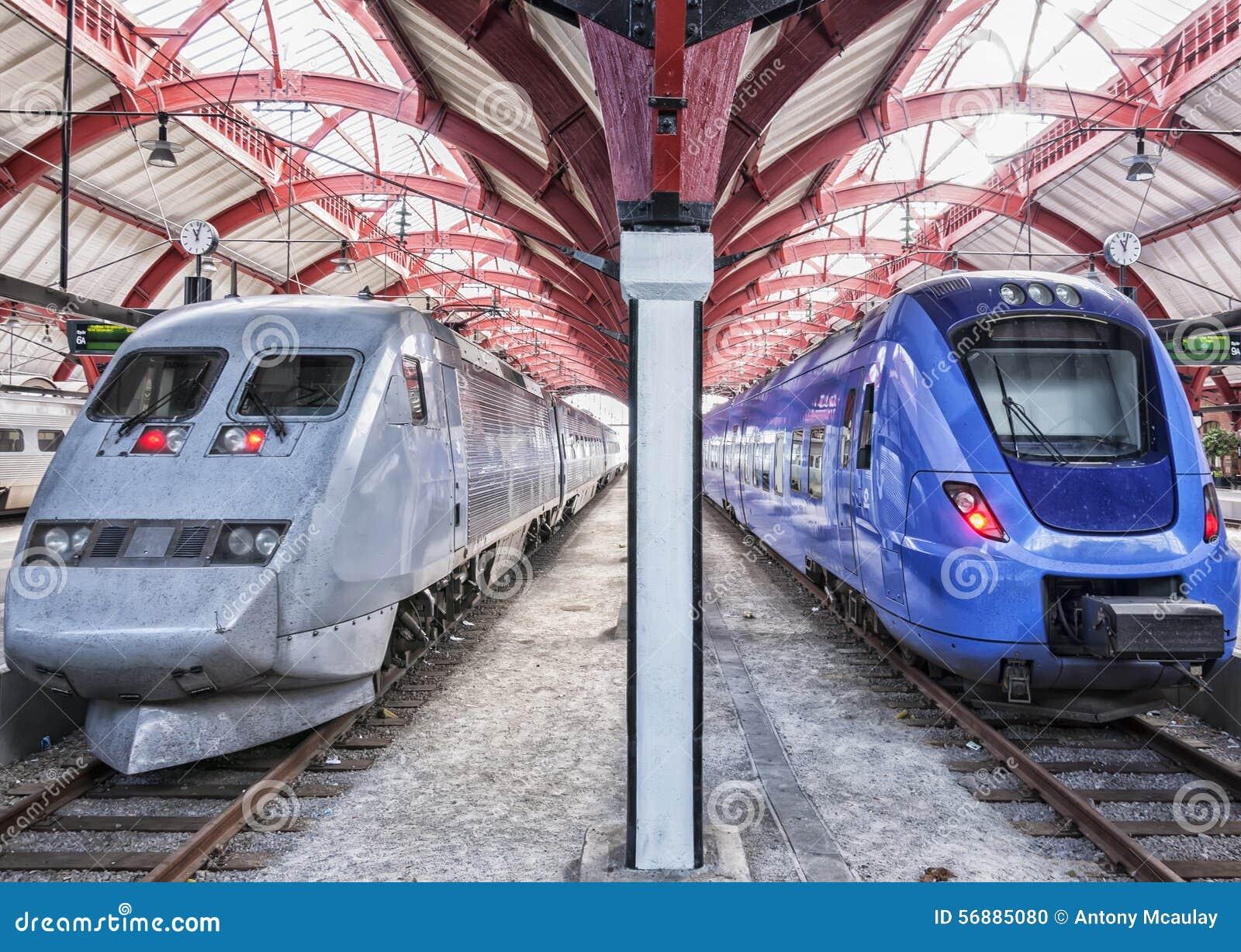 Treni fissi