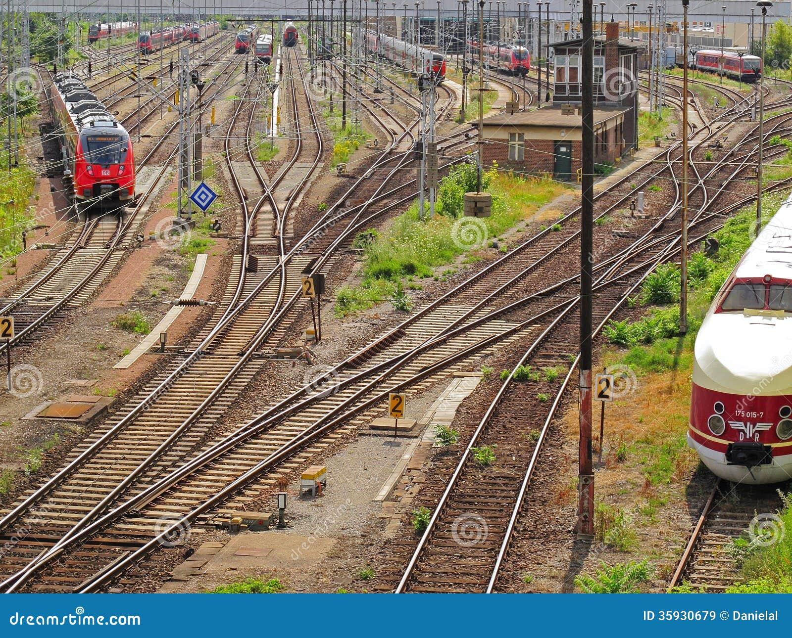 Treni sulle piste