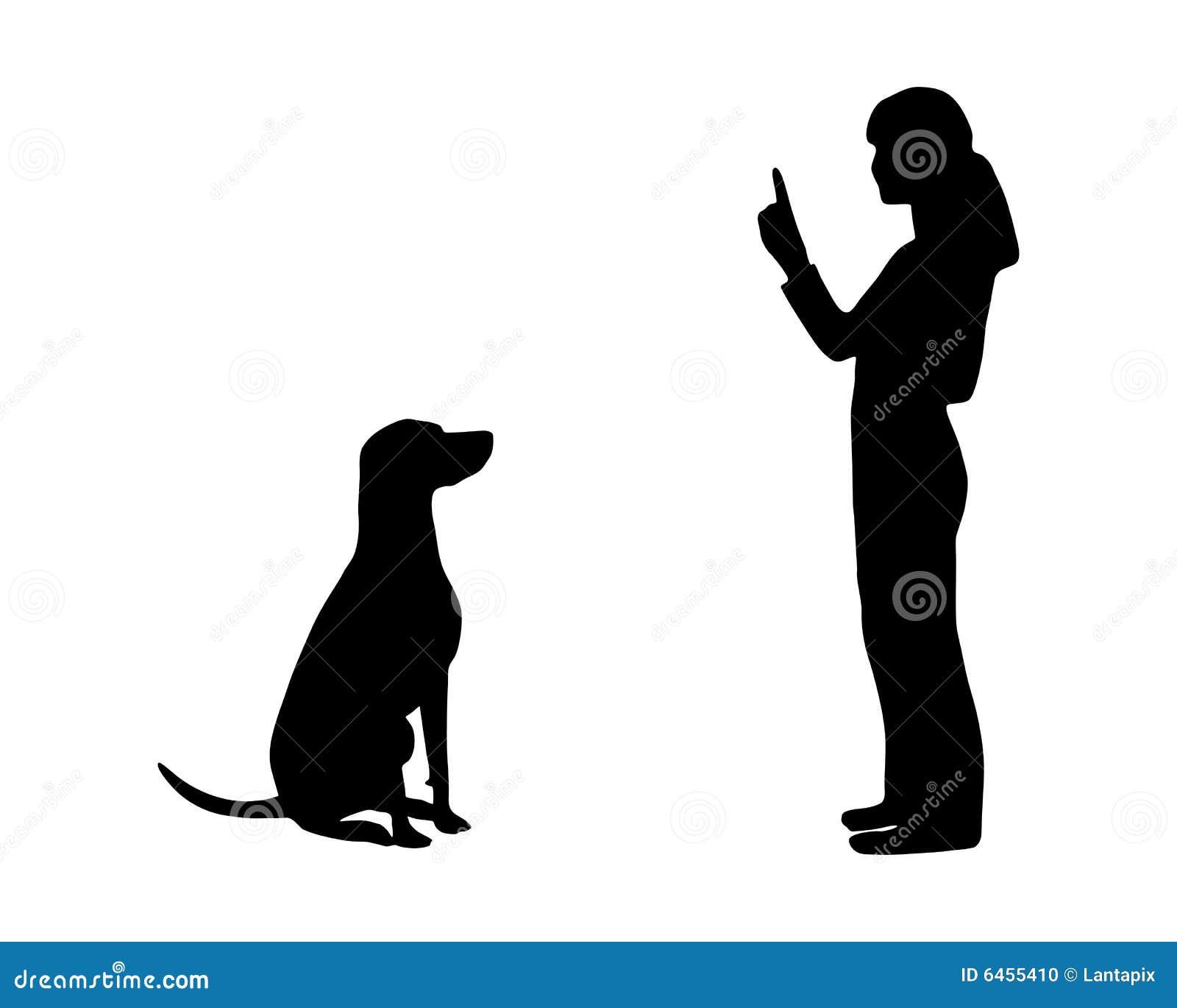 Trening posłuszeństwa psów