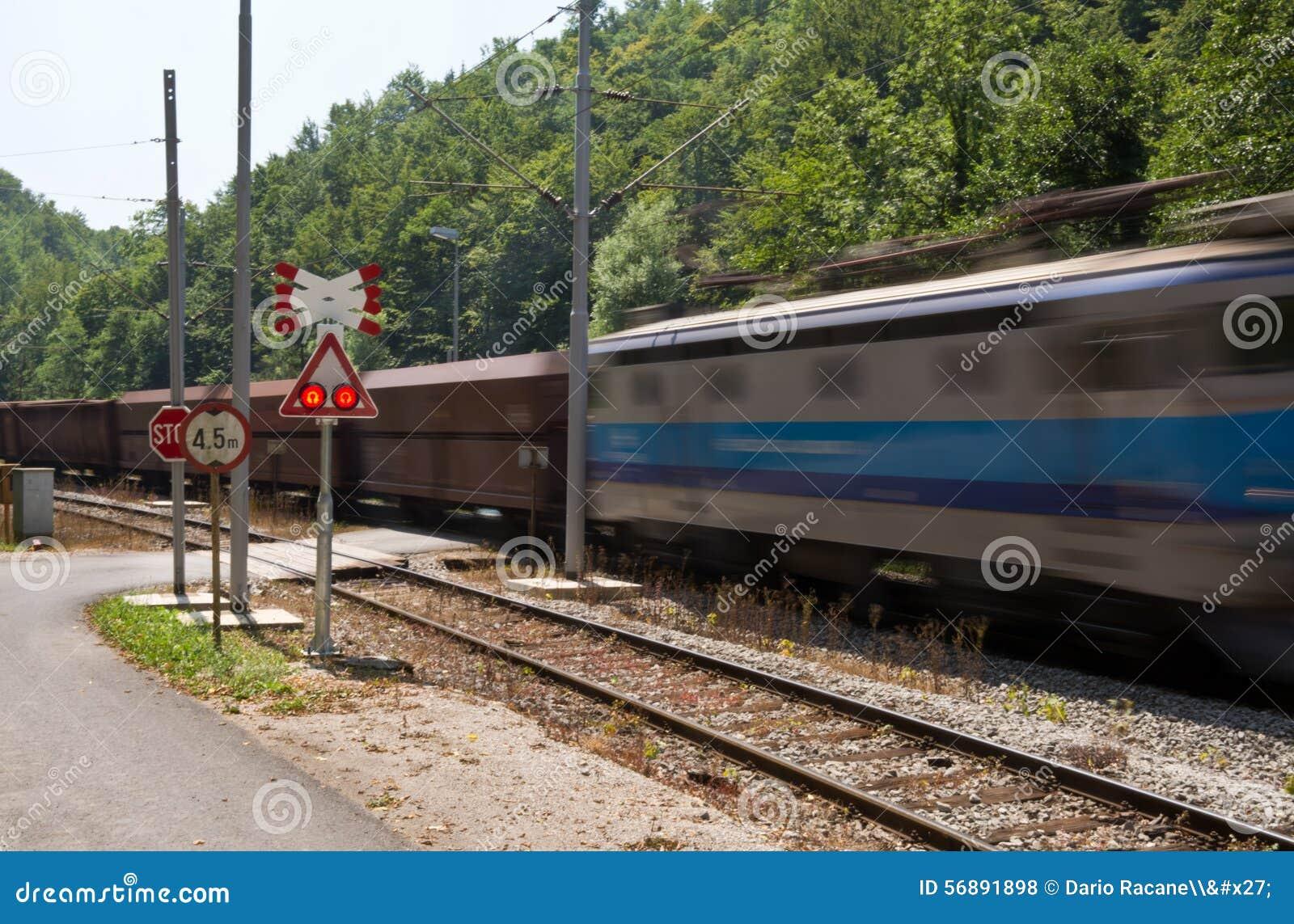 Treno andante di cautela