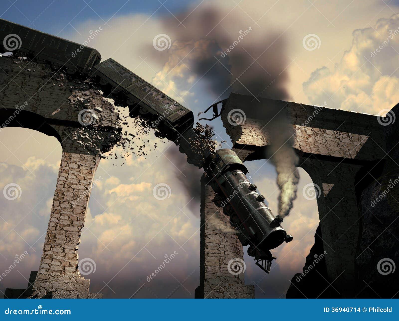 Treno di caduta