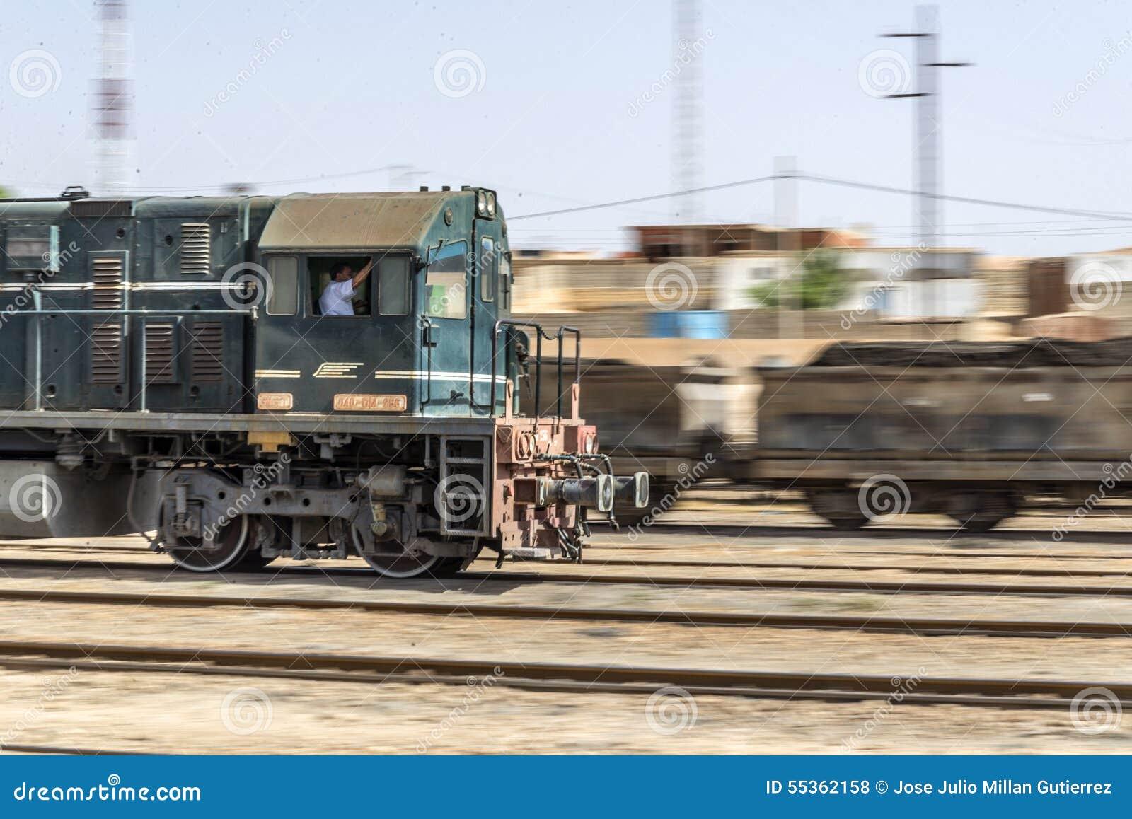 Treno Tunisia