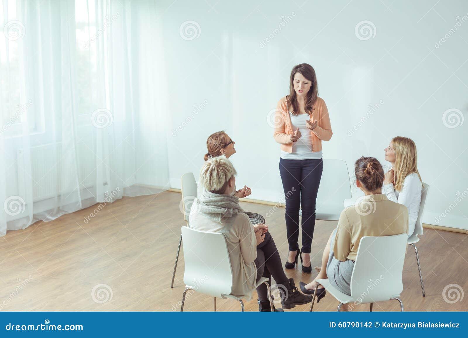 Trenowanie dla młodych kobiet