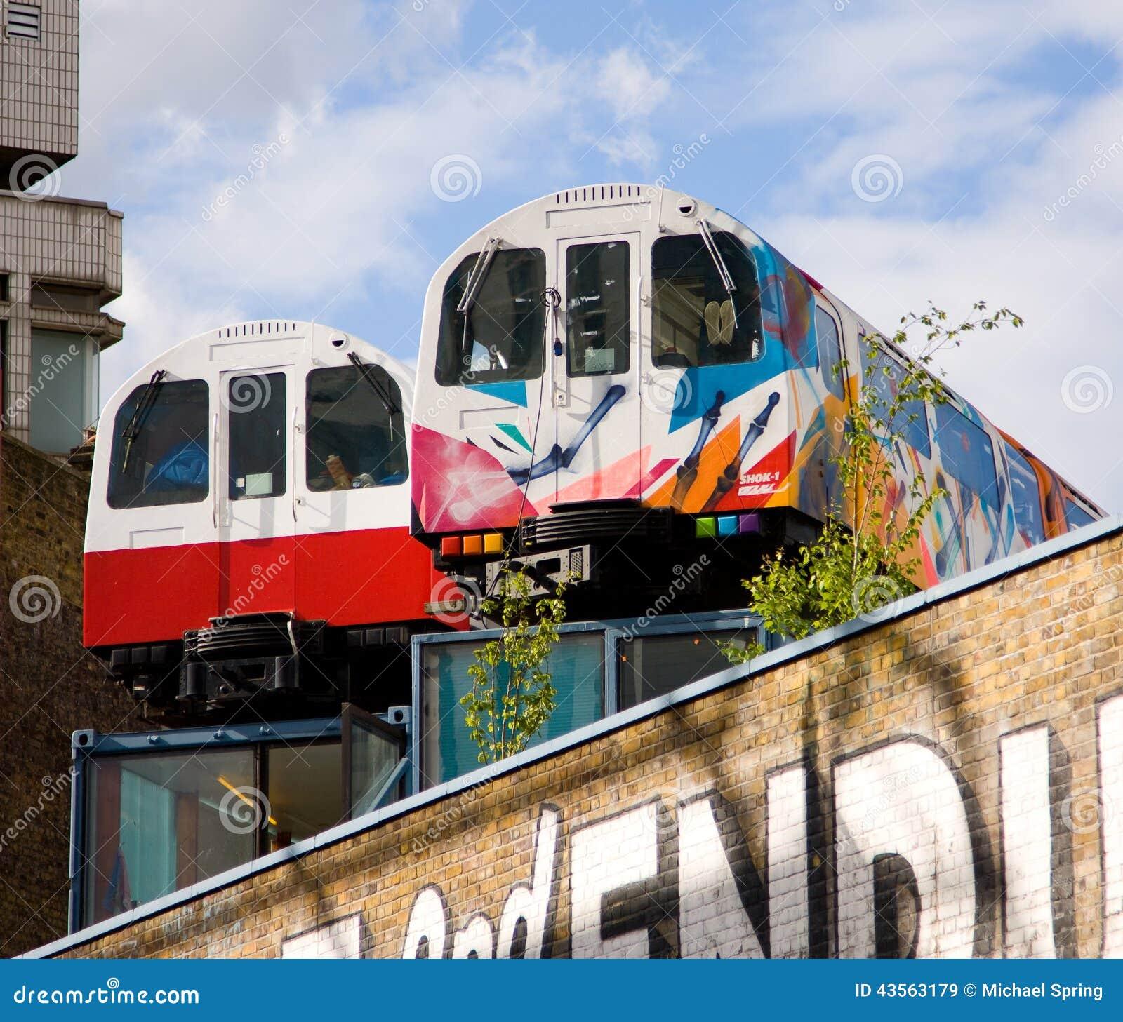 Trens de Shoreditch
