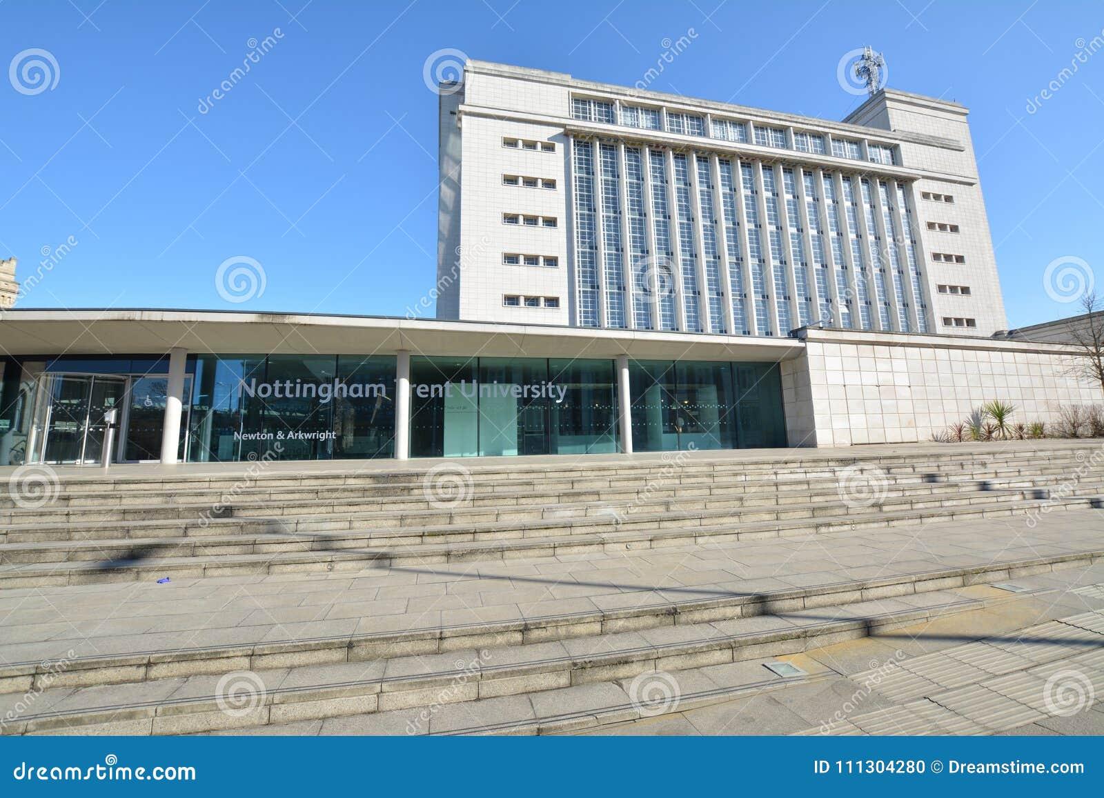 Trent University Nottingham in Inghilterra - Europa