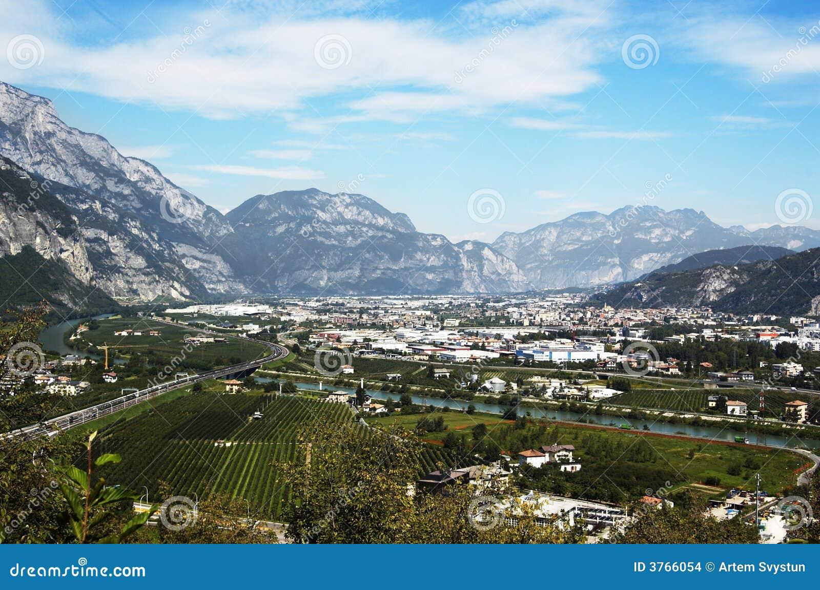 Trento Ansicht