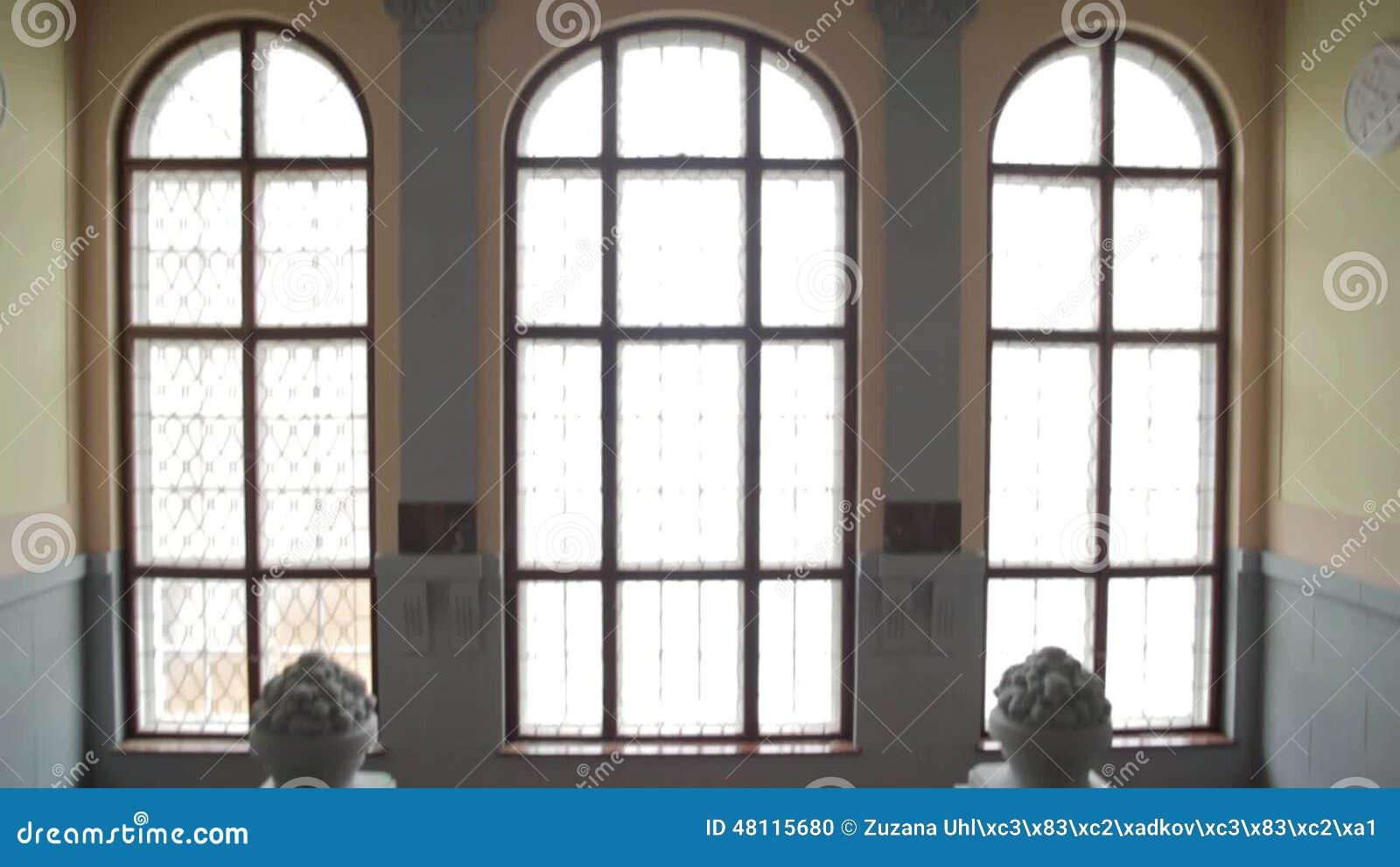 Treppenhaus Altbau Stock Footage Video Von Hallway 48115680