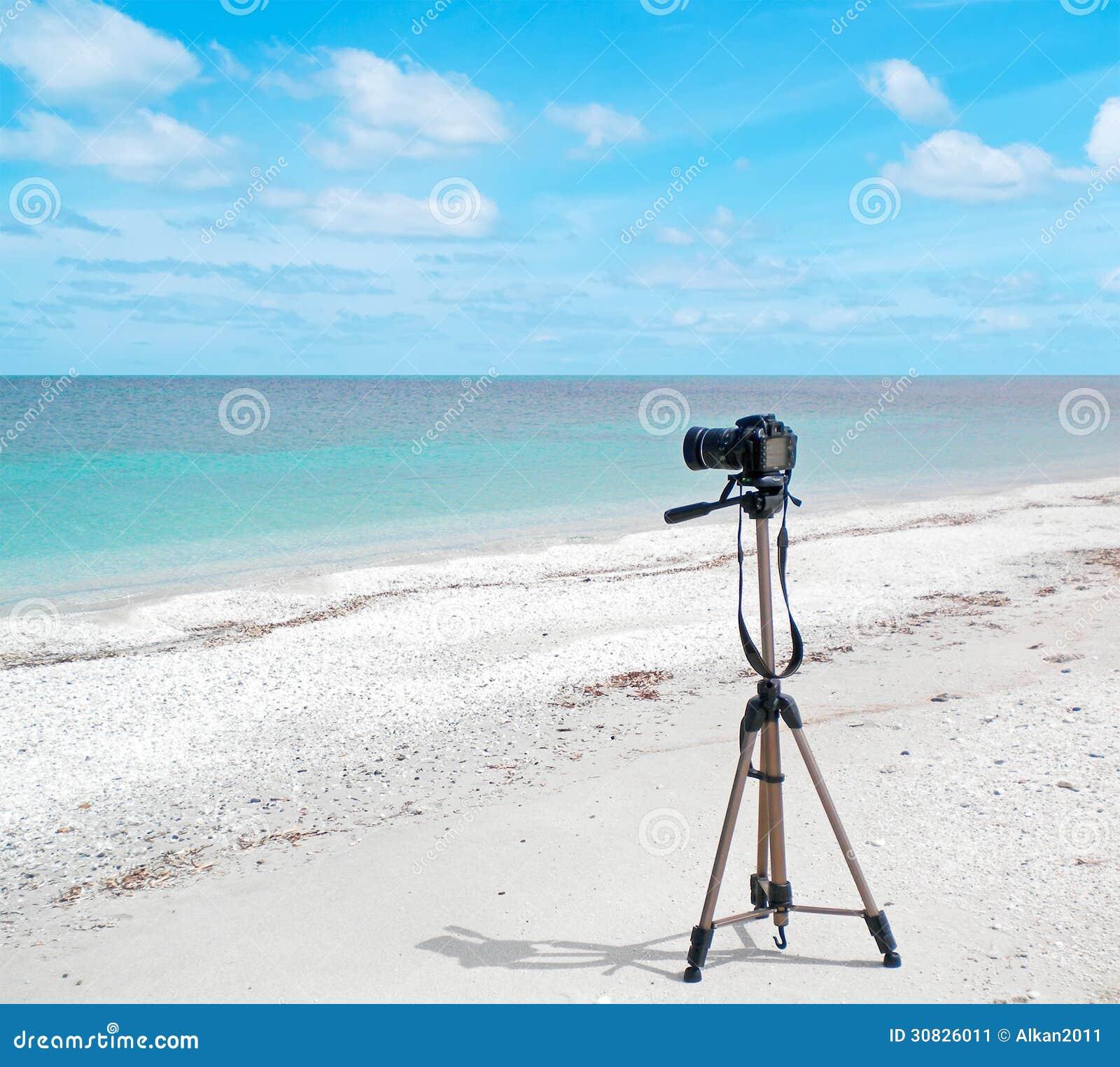 Treppiede di macchina fotografica