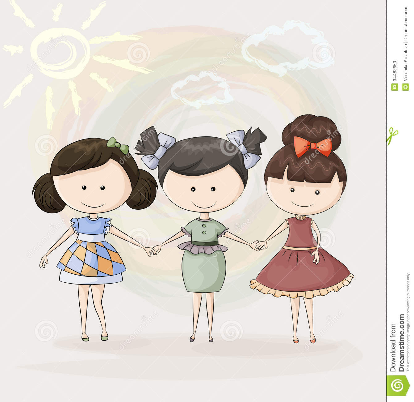 Best Friends Girls Images Stock Photos amp Vectors