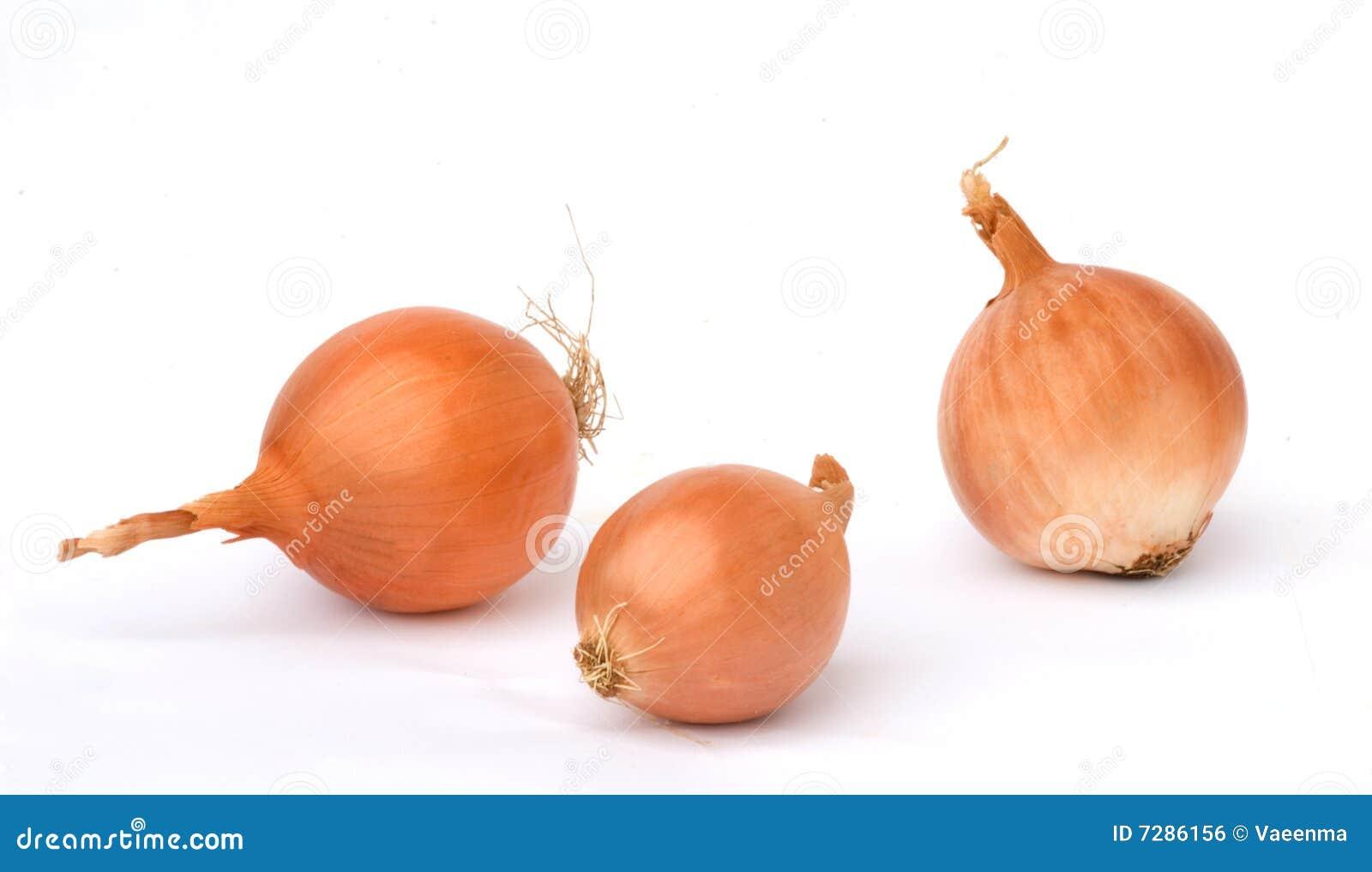 Tres cebollas