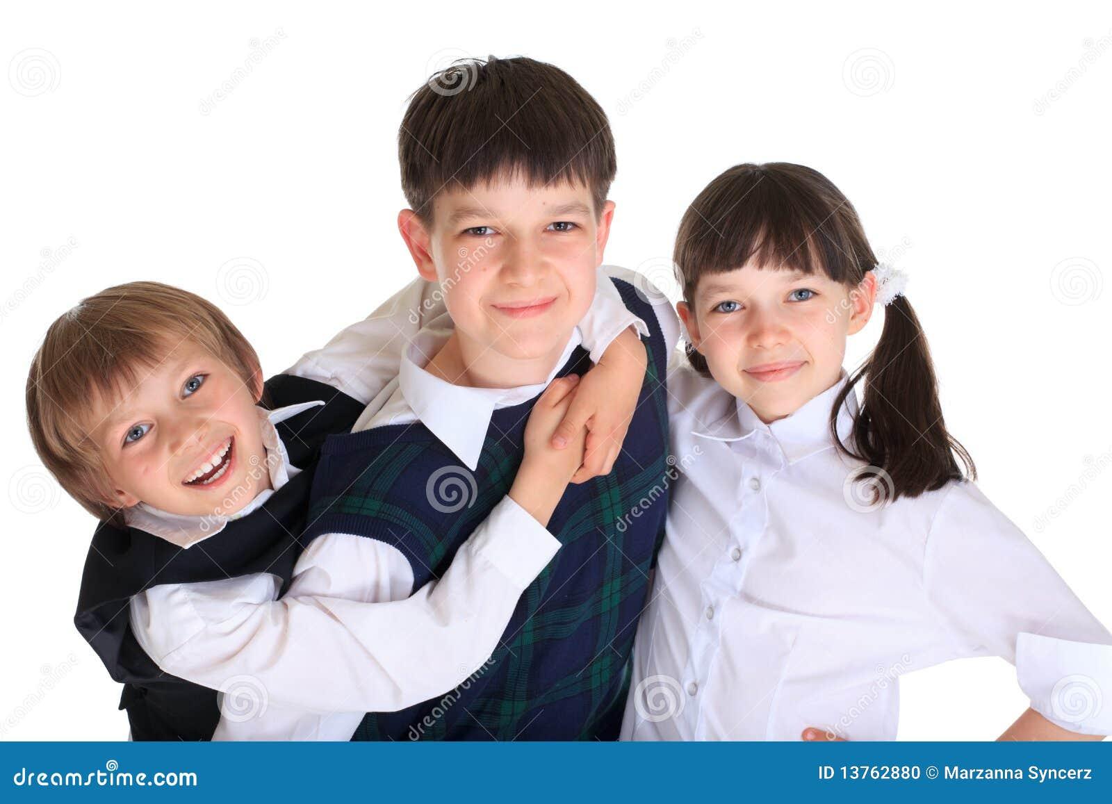 Tres hermanos jovenes foto de archivo imagen de ni os - Habitacion para 3 hermanos ...