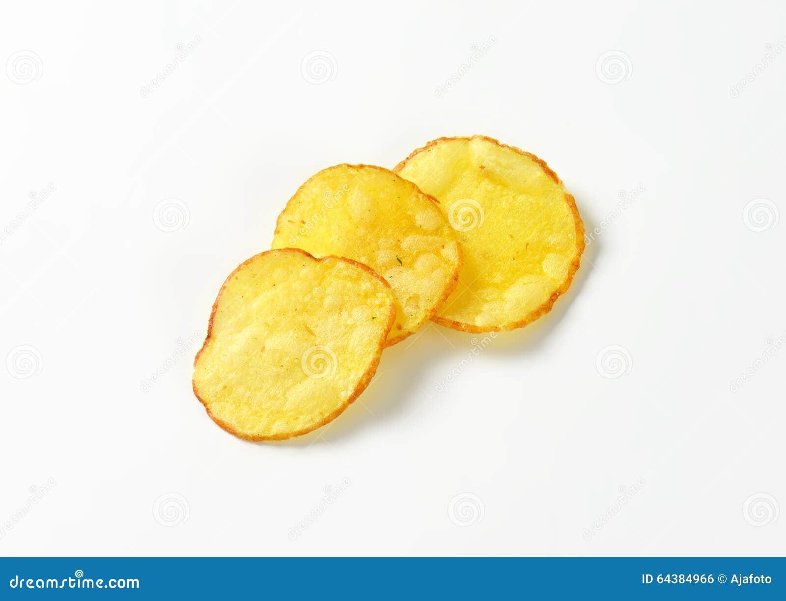 Tres patatas fritas