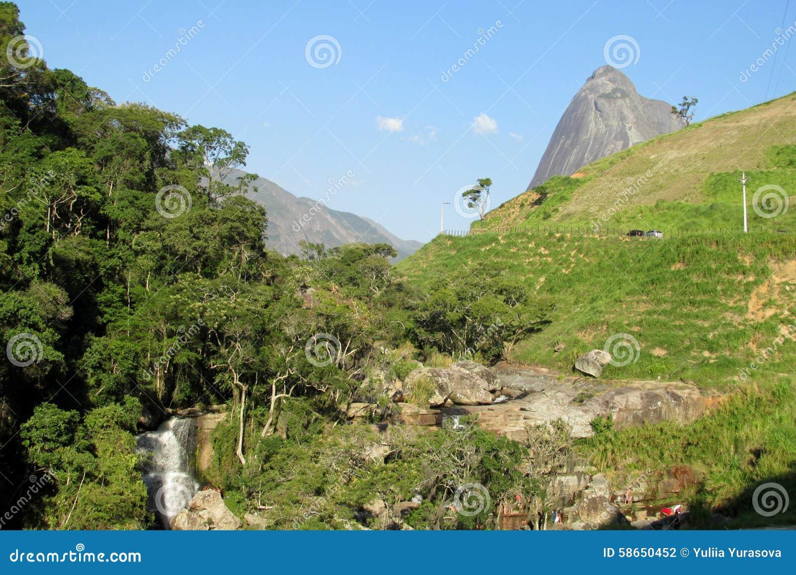 Tres Picos National Park resort