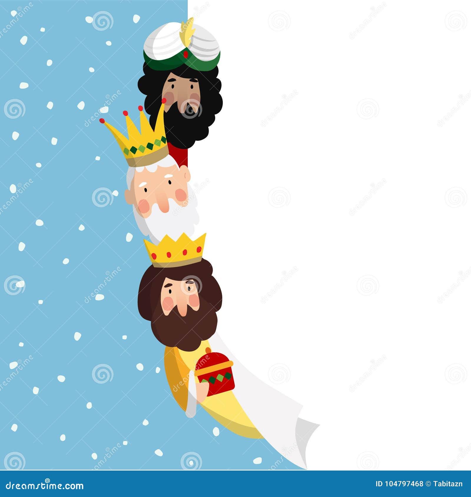 Dias De Reyes Magos Descargar tres unos de los reyes magos reyes bíblicos caspar, melchior