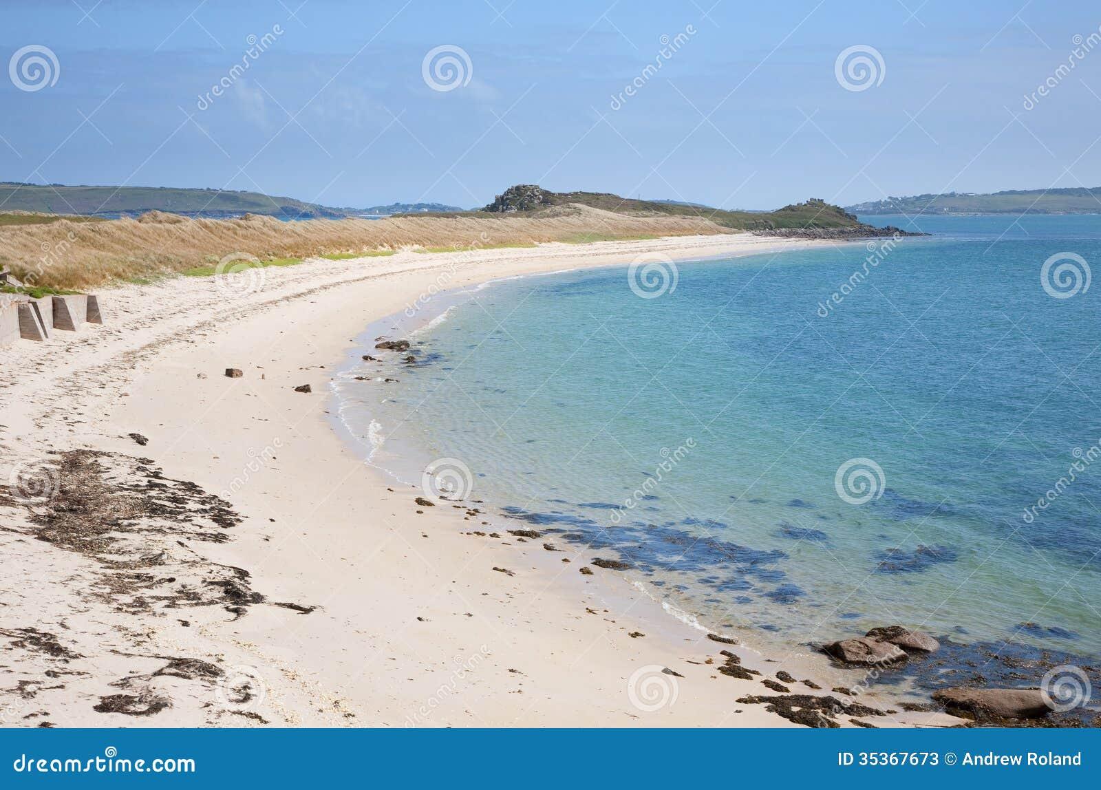 Tresco, islas de Scilly