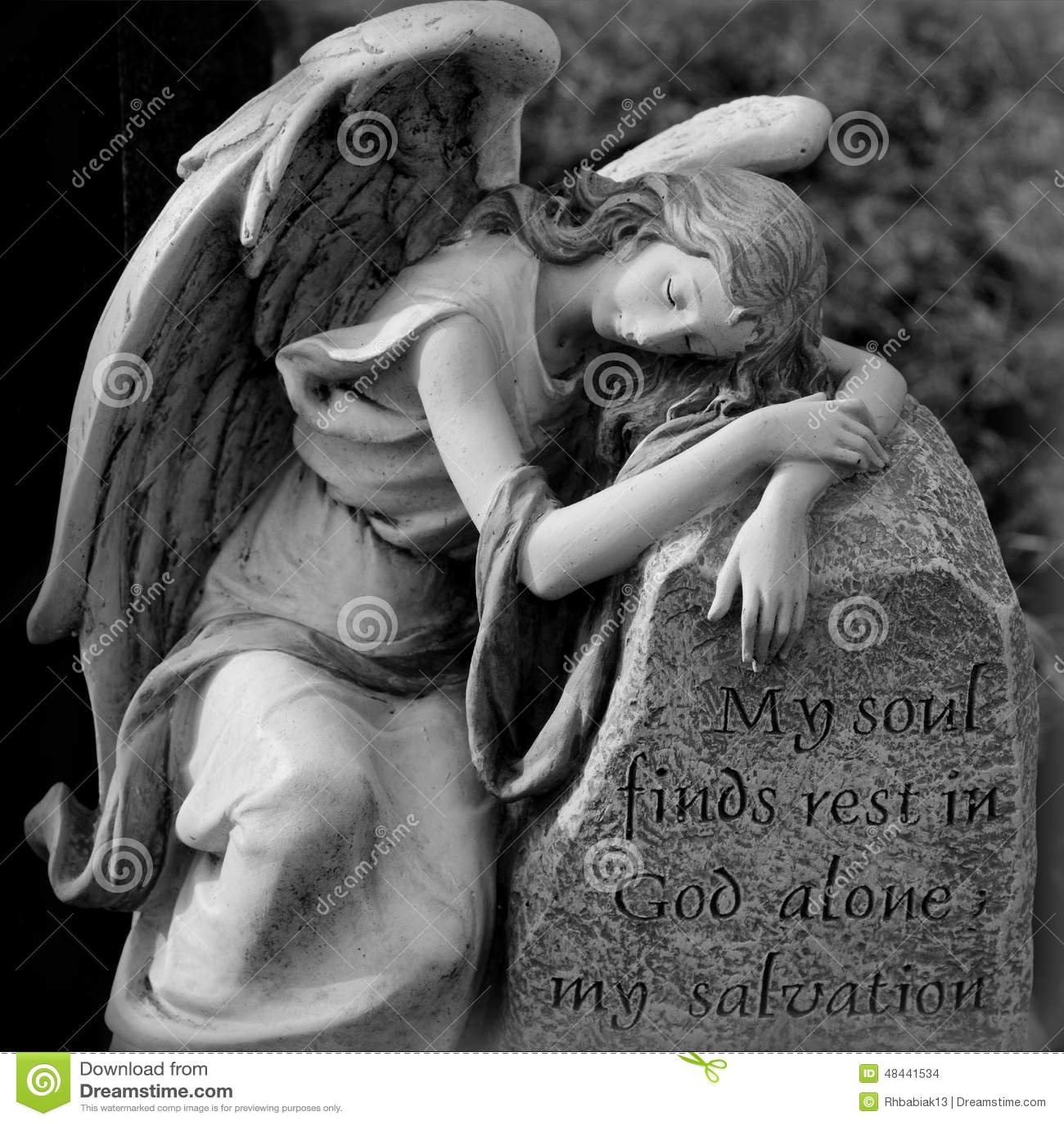 Treurige Engel