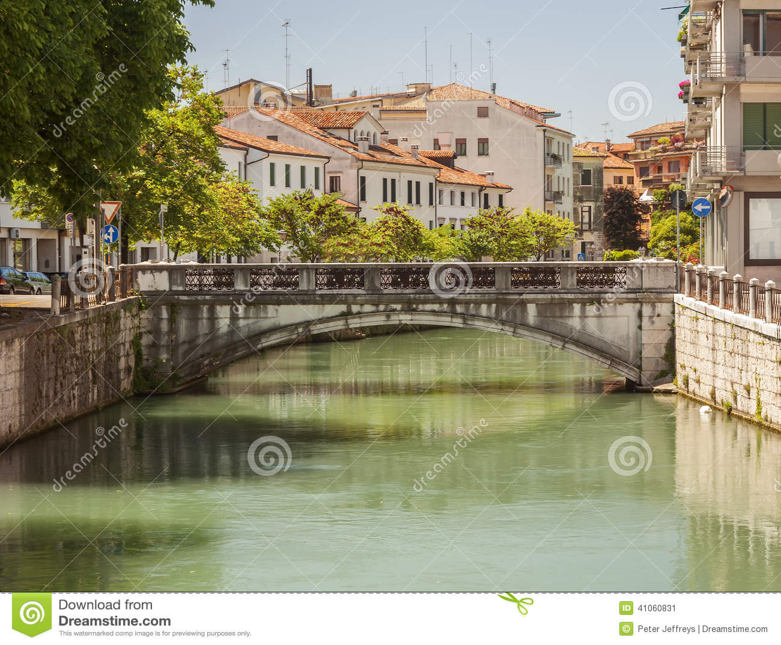 Treviso, Stadt Italien