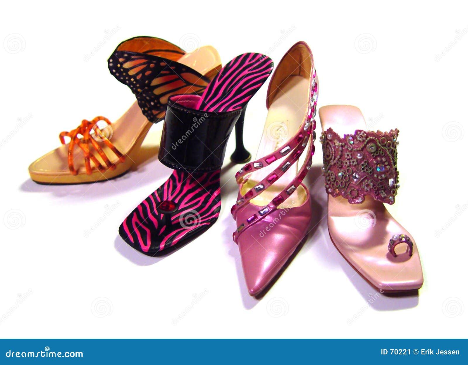 Trevliga skor