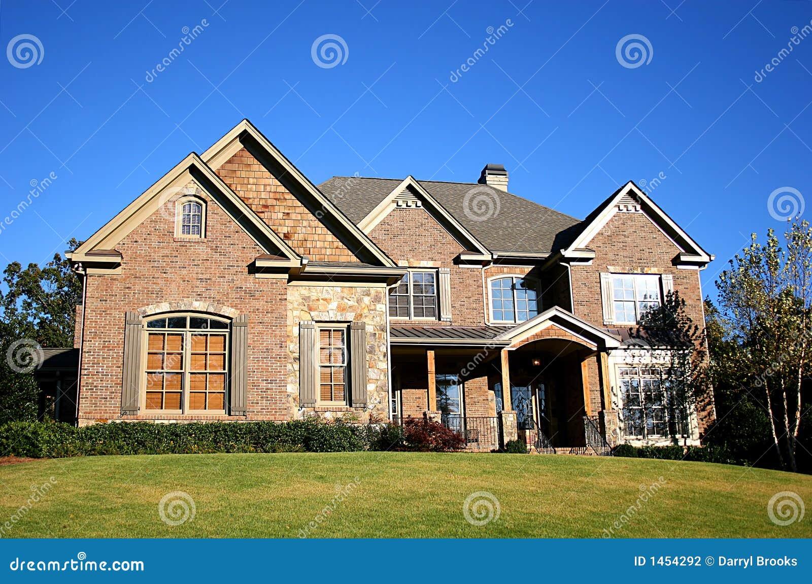 Trevligt hus