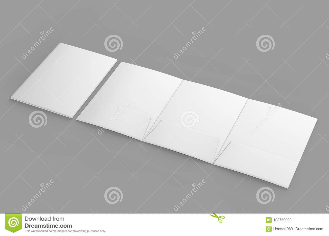 tri fold blank white reinforced a4 single pocket folder catalog on