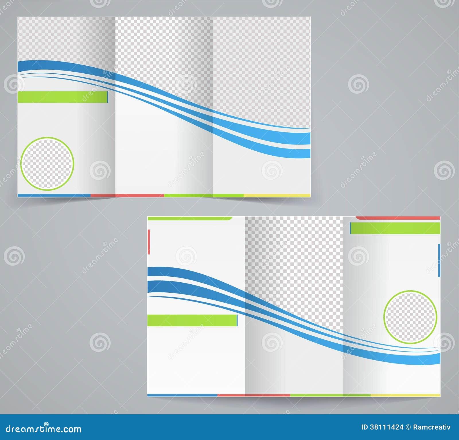 Tri Fold Business Brochure Topl Tk