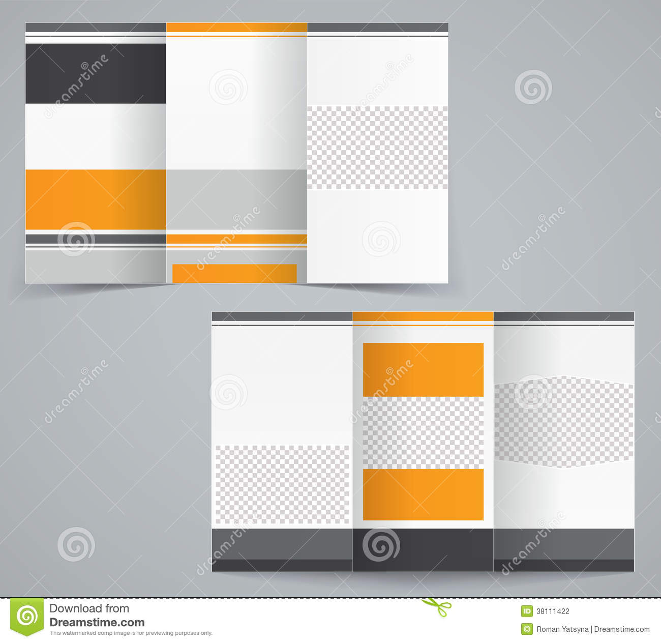 Tri fold business brochure template stock vector illustration of download tri fold business brochure template stock vector illustration of background flyer wajeb Images