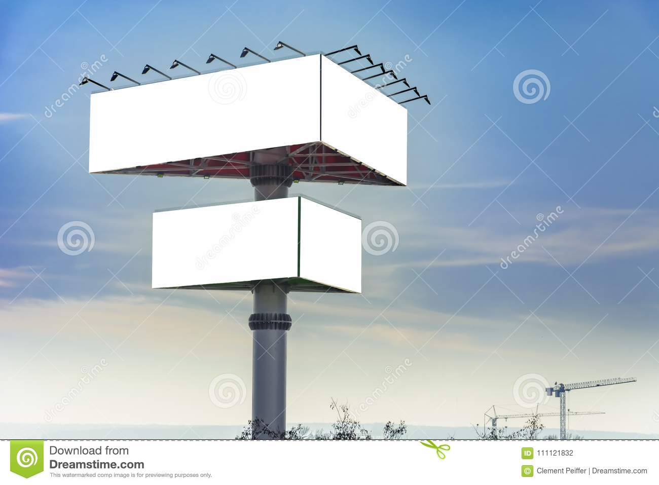 Triangle billboard