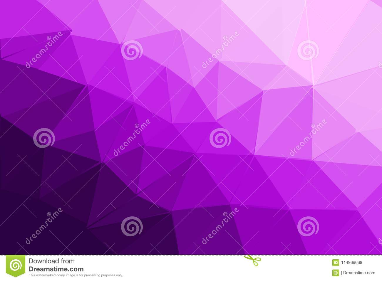 Triangle Shape Abstract Background Stock Illustration Illustration Of Project Modern 114969668
