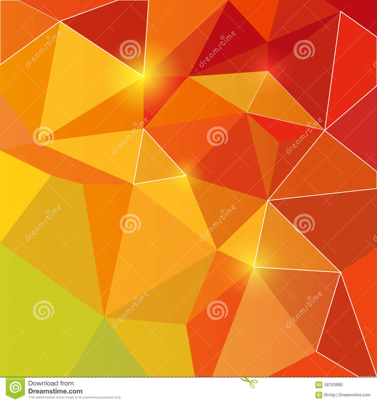 Abstract Backround. Fire Lines. Stock Vector - Image: 59224375