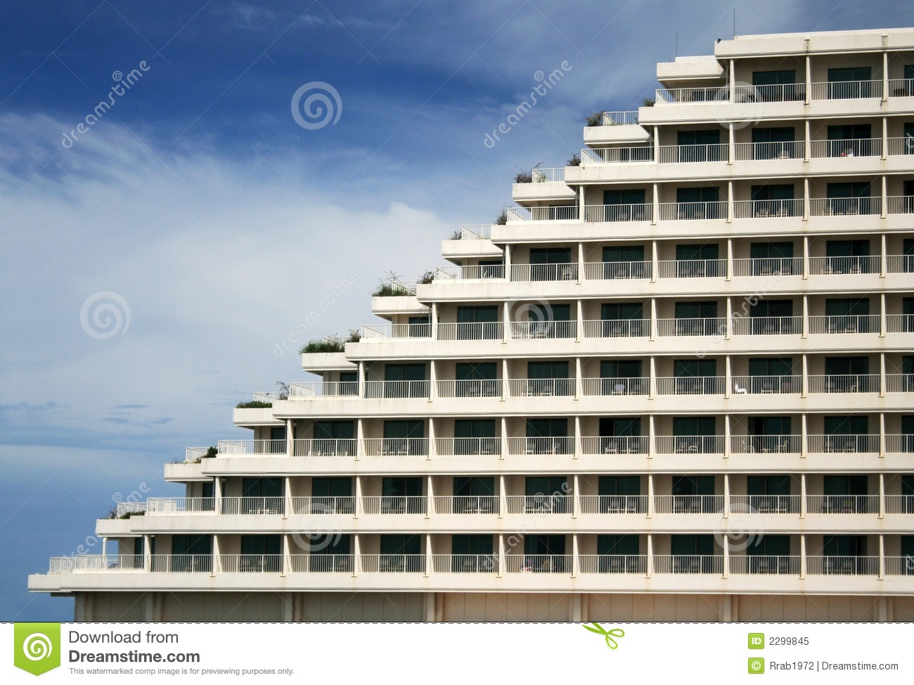 Royalty Free Stock Photo Triangular Building Image2299845 on 2779 Numbers 1 10