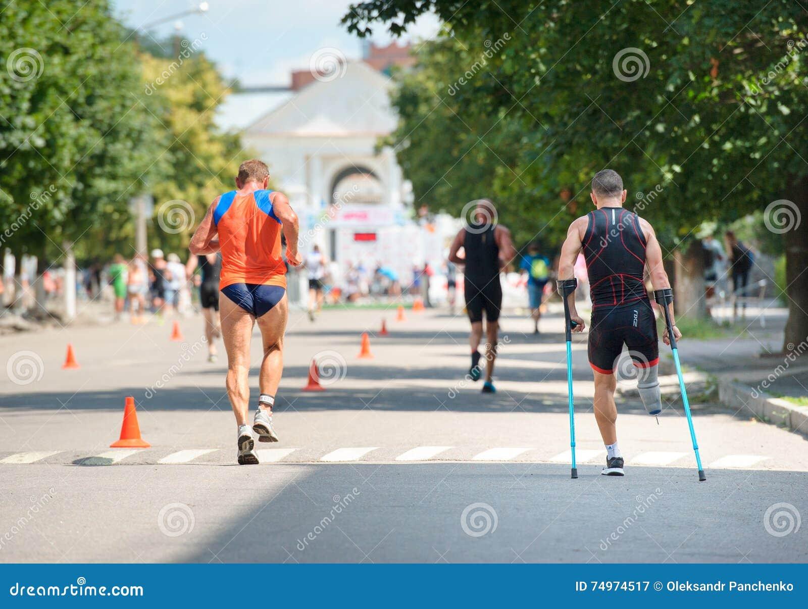 Triathlon Cup of Ukraine and Cup of Bila Tserkva. July 24, 2016