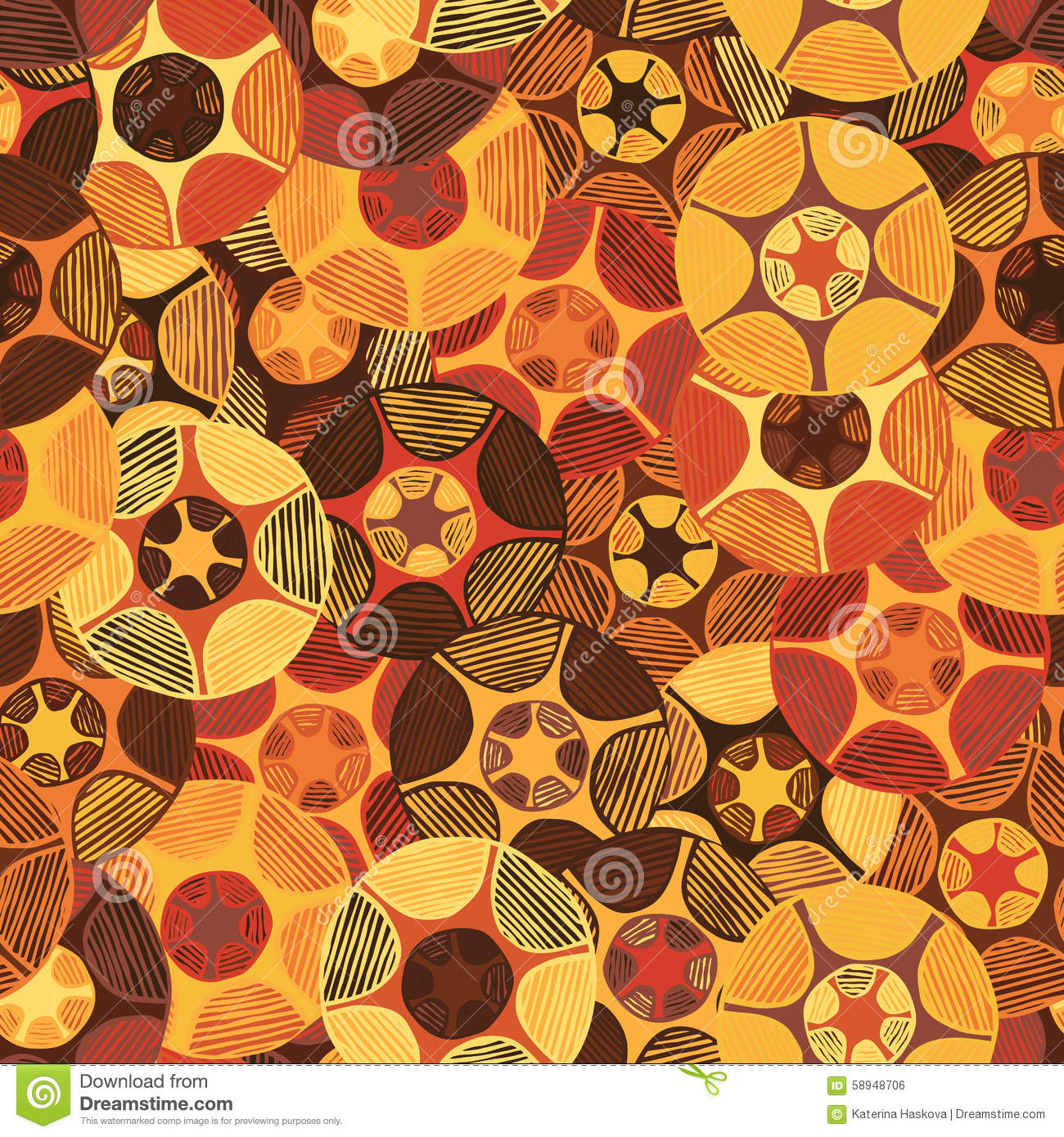African Tribal Designs Patterns