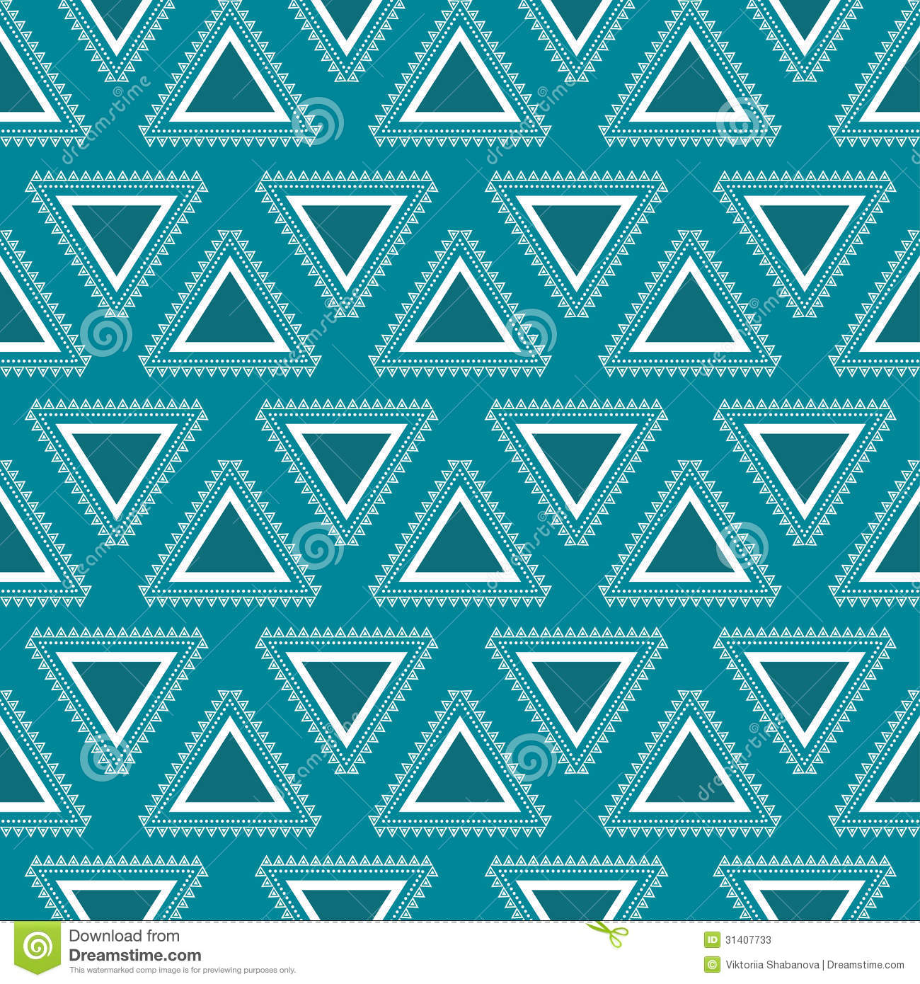 tribal seamless pattern stock photos image 31407733