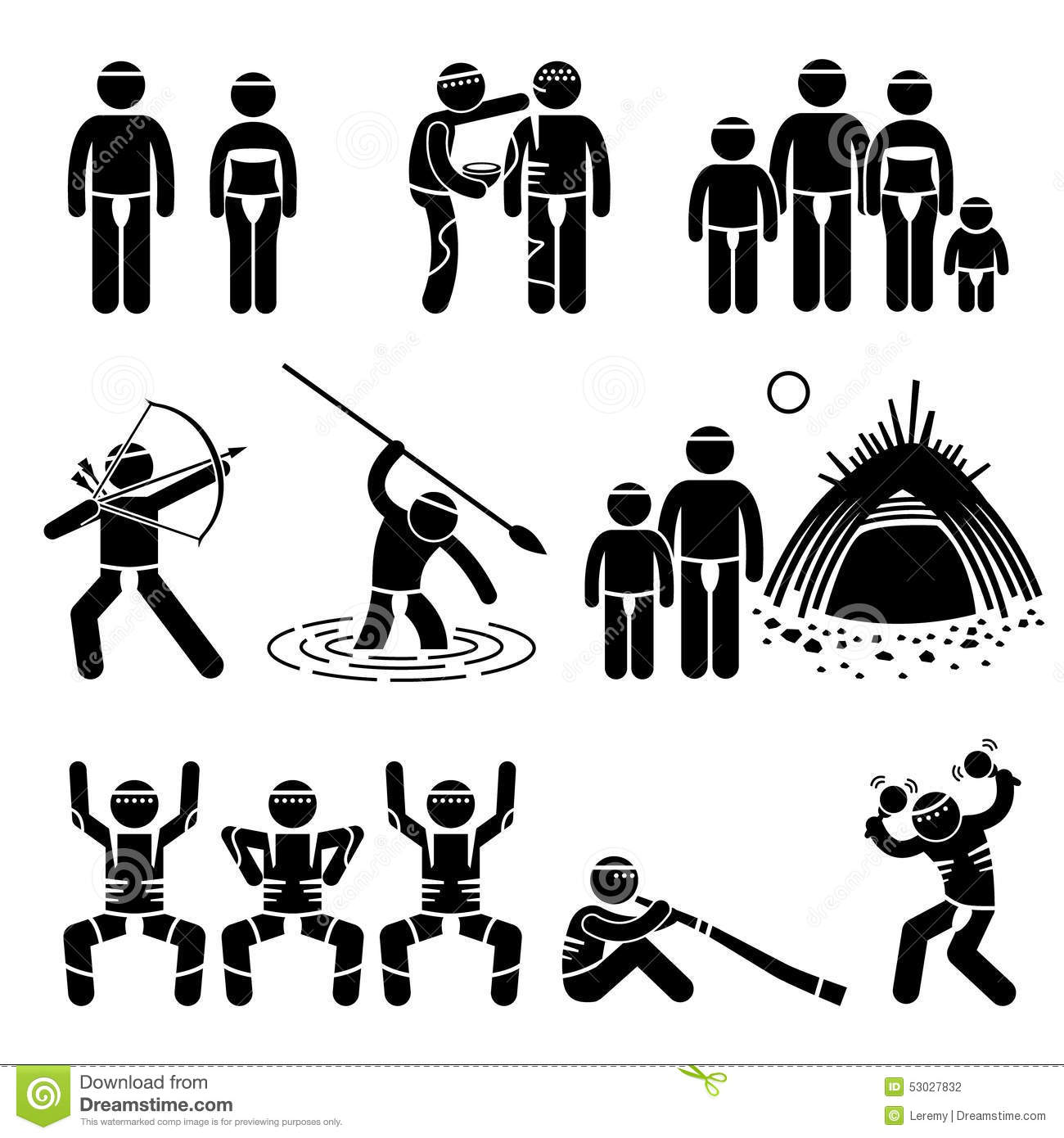 Tribe Native Indigenous Aboriginal People Culture ...