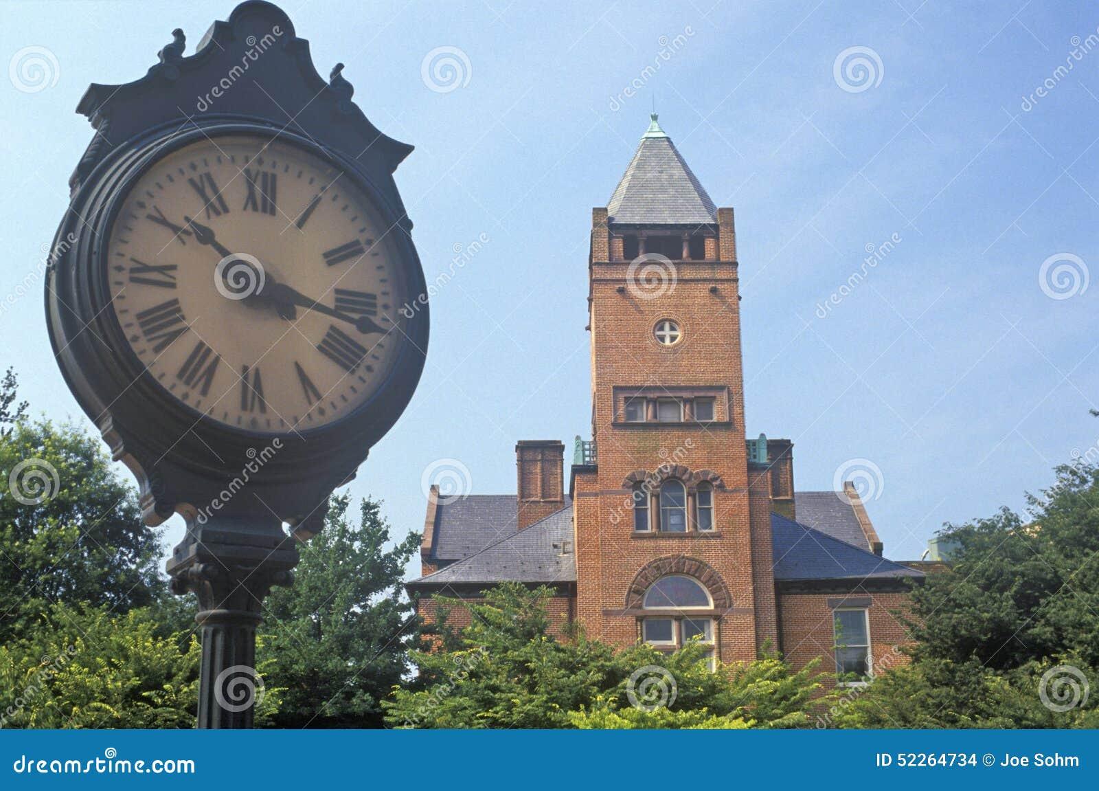 Tribunal de brique rouge, Rockville, le Maryland