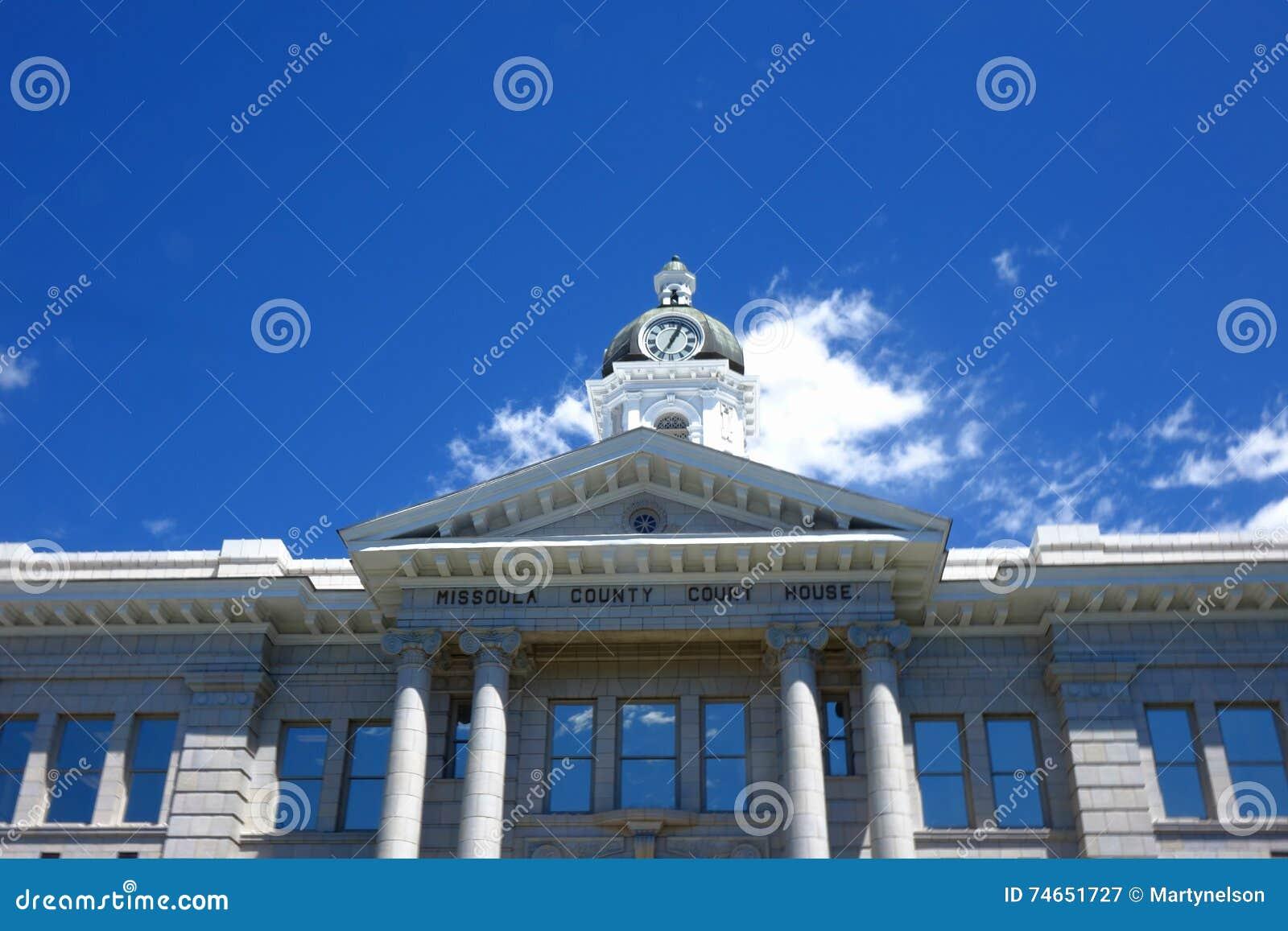 Tribunal de Missoula County - Montana